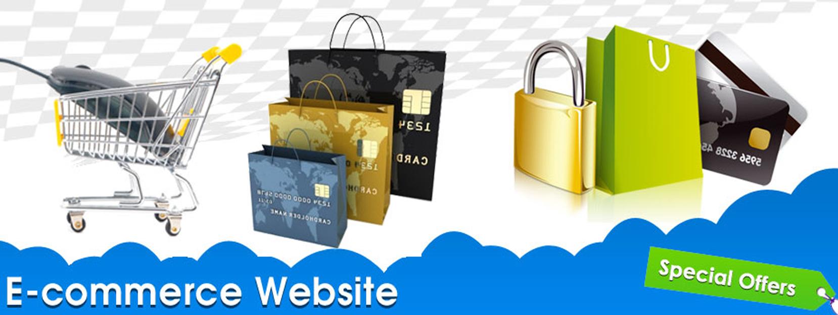 Banner design for e commerce - Ecommerce Website Design